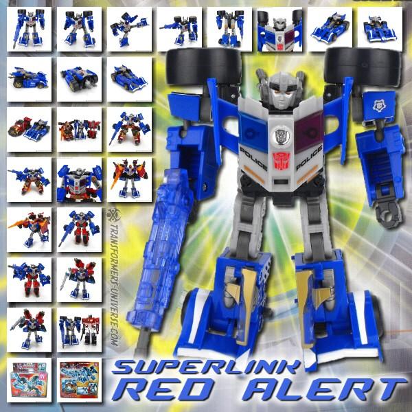 Superlink SC-11 Red Alert