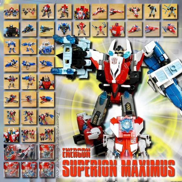 Energon Superion Maximus