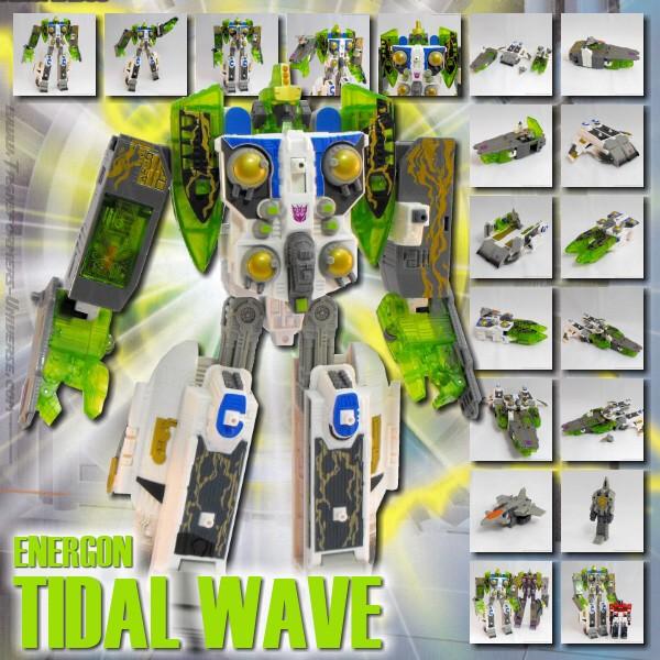 Energon Tidal Wave