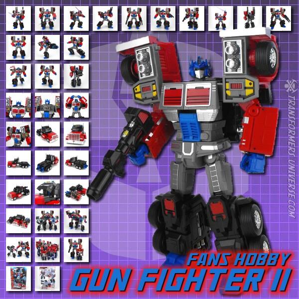 Fans Hobby Gunfighter II