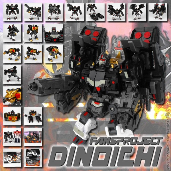 Fansproject Dinoichi