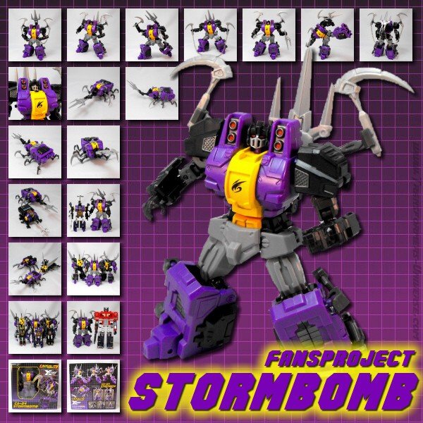 Fansproject Stormbomb