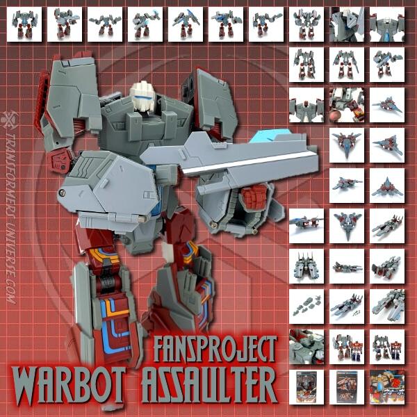 Fansproject Warbot Assaulter