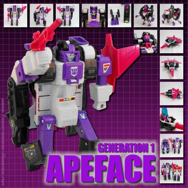 G1 Apeface