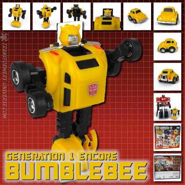 G1 Bumblebee Encore