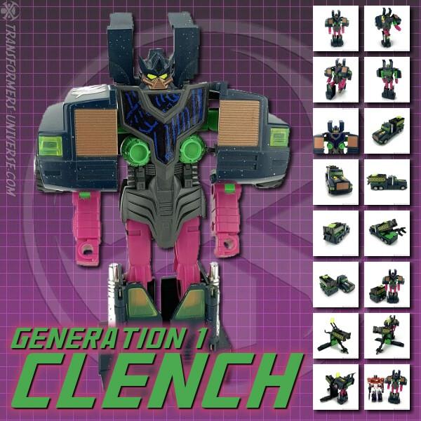 G1 Clench