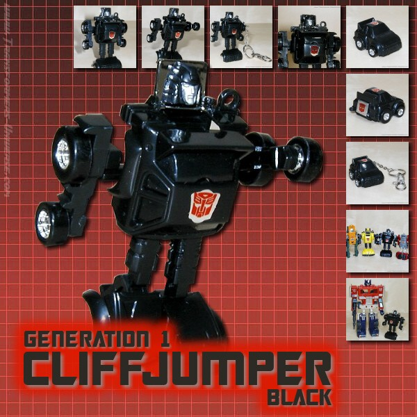 G1 Cliffjumper Black