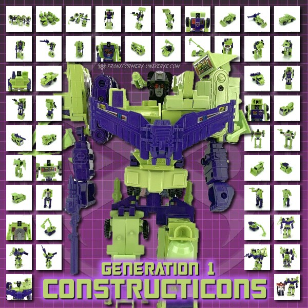 G1 Constructicons