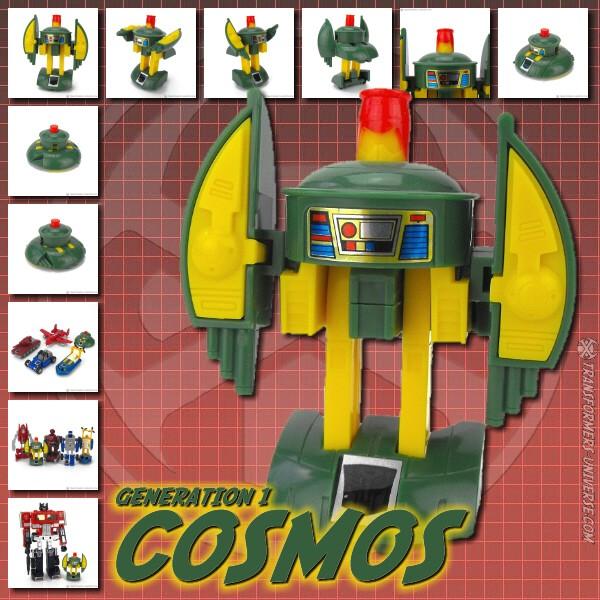G1 Cosmos