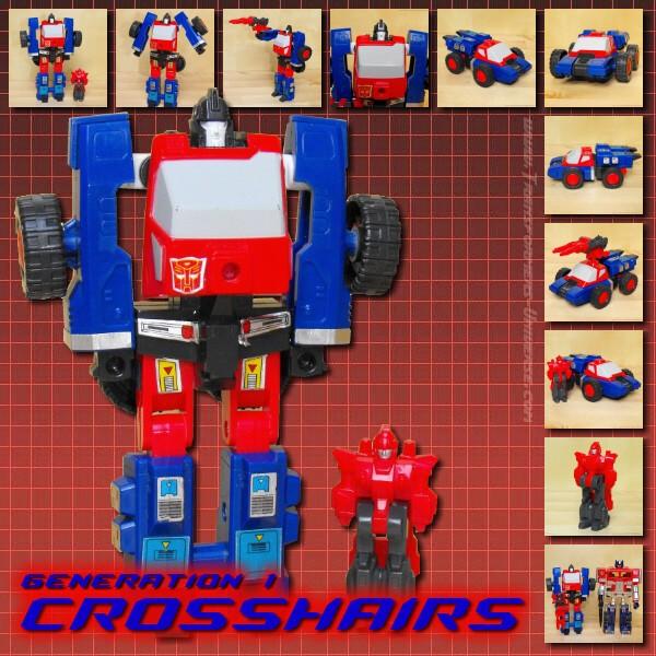 G1 Crosshairs