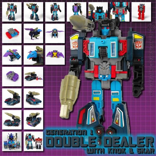 G1 Double Dealer