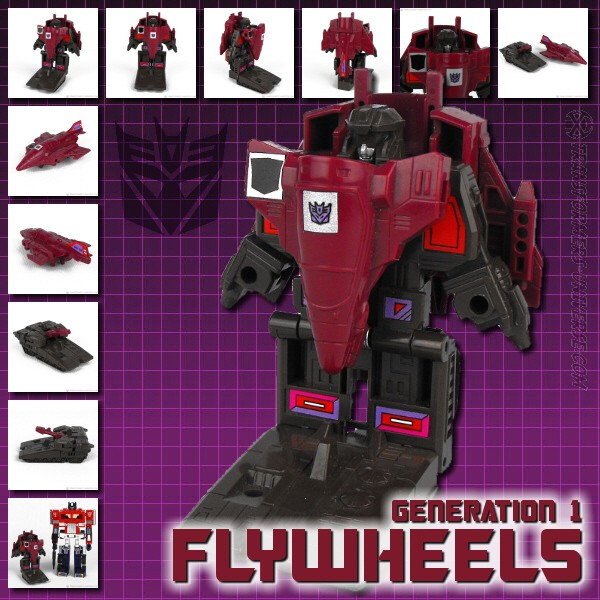 G1 Flywheels