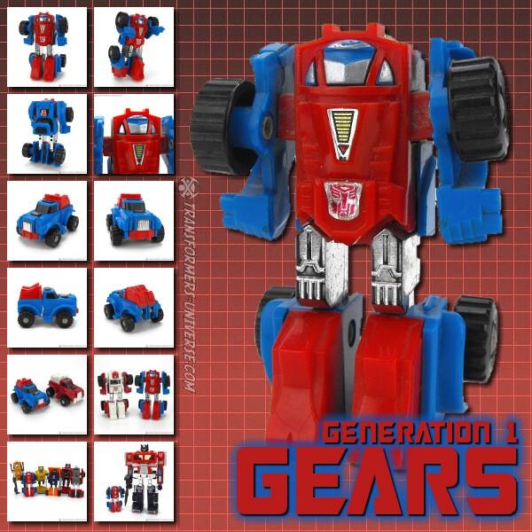 G1 Gears