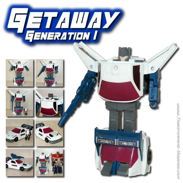 G1 Getaway