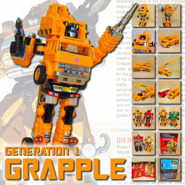 G1 Grapple