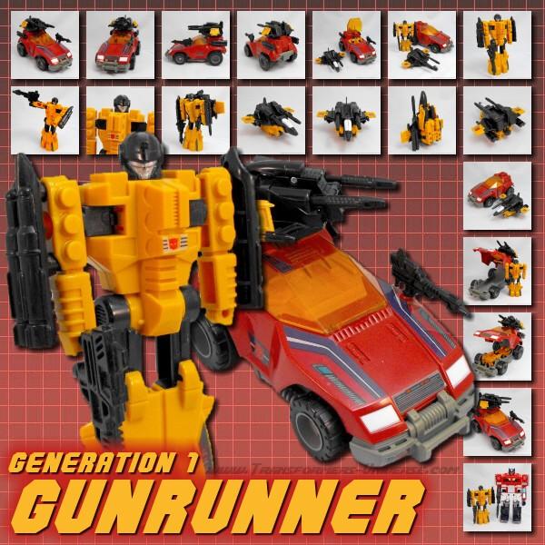 G1 Gunrunner