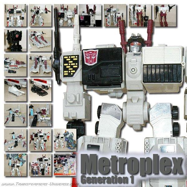 G1 Metroplex