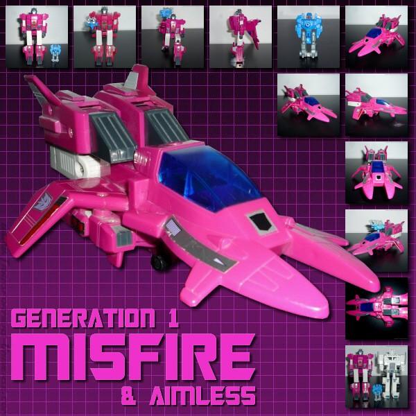 G1 Misfire & Aimless