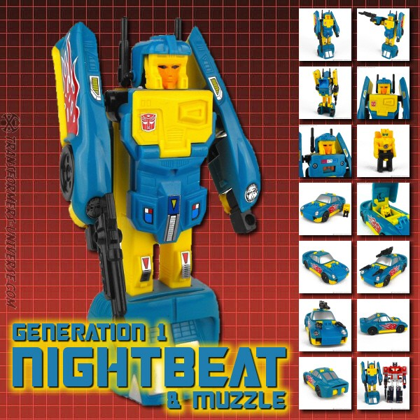 G1 Nightbeat