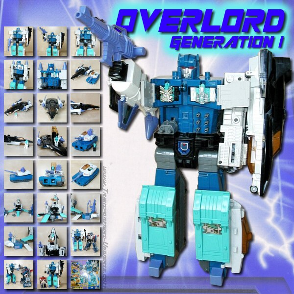G1 Overlord