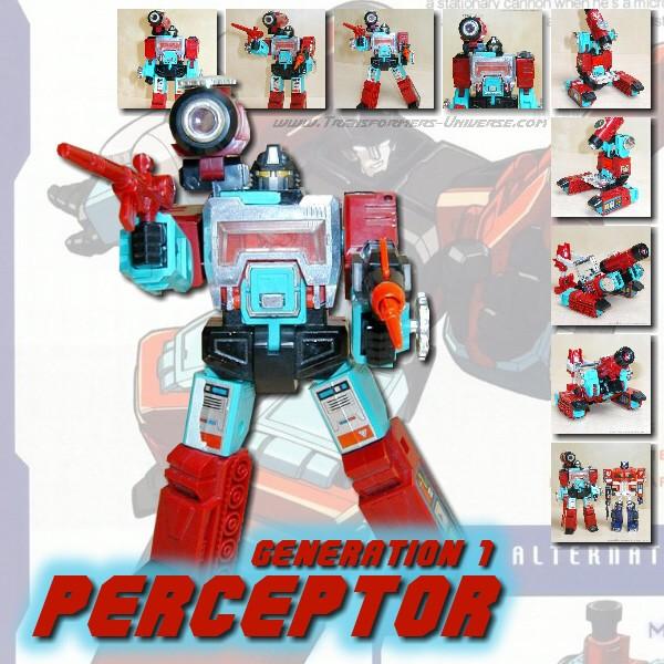 G1 Perceptor