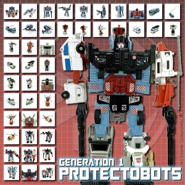 G1 Protectobots