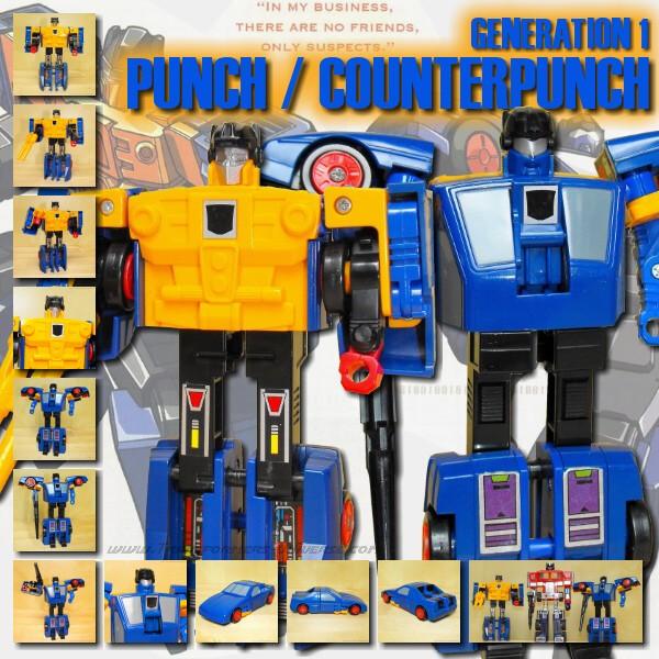 G1 Punch / Counterpunch