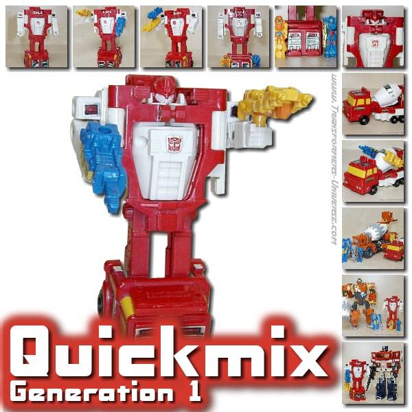 G1 Quickmix