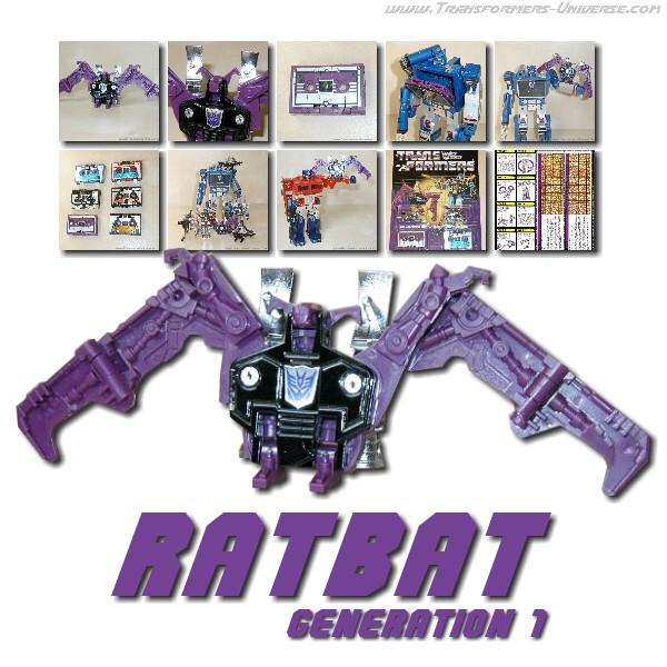 G1 Ratbat