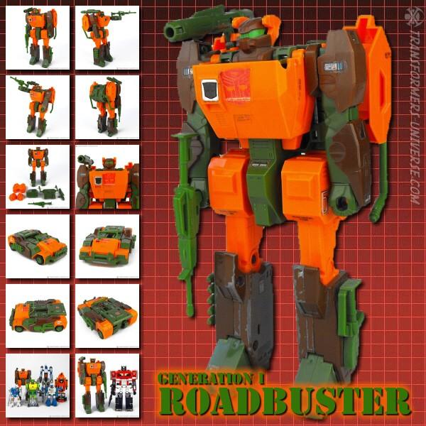 G1 Roadbuster