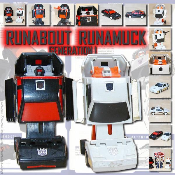 G1 Runabout & Runamuck