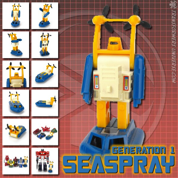 G1 Seaspray