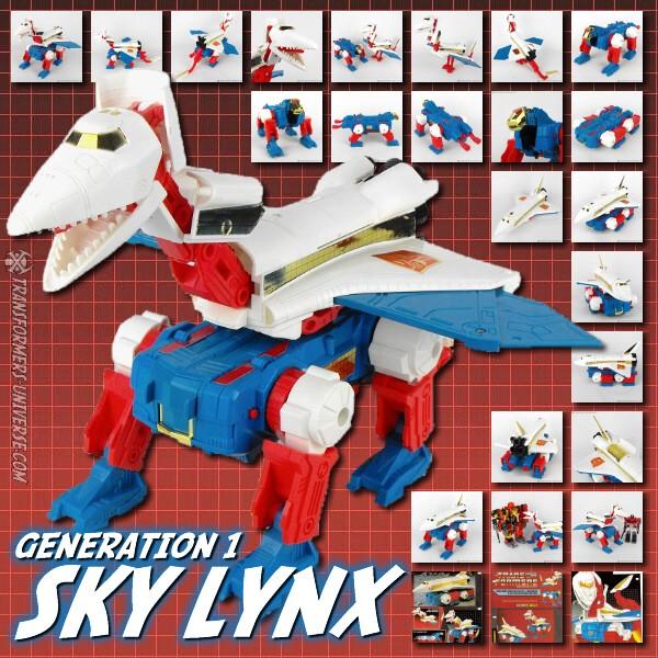 G1 Sky Lynx