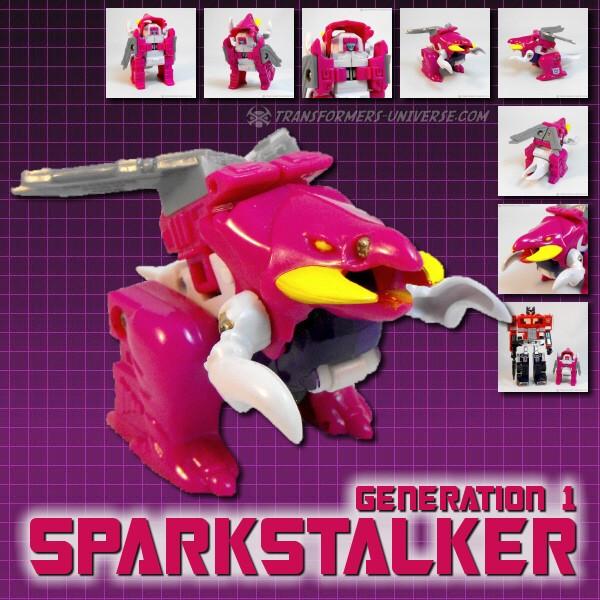G1 Sparkstalker