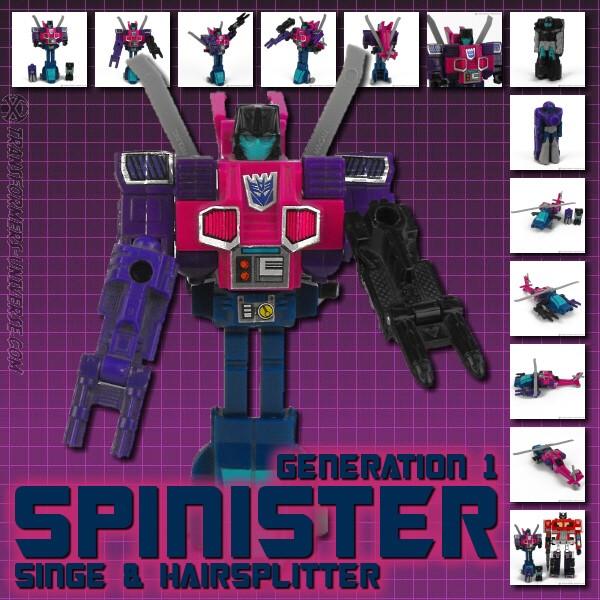 G1 Spinister