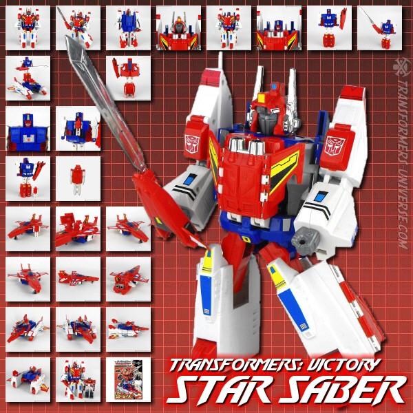 G1 Victory C-324 Star Saber