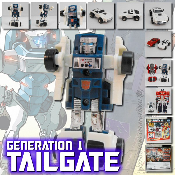G1 Tailgate