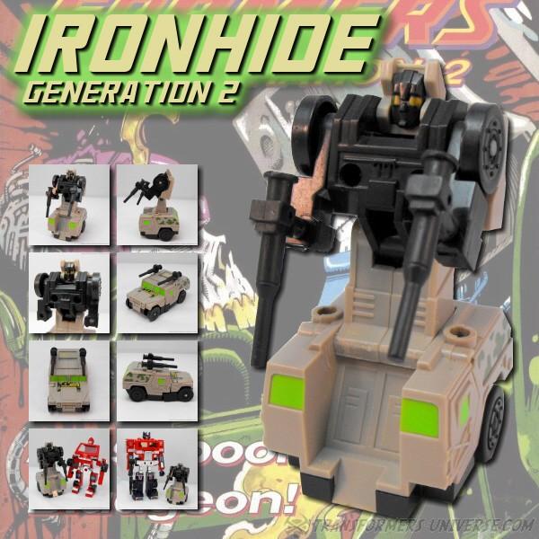 G2 Ironhide