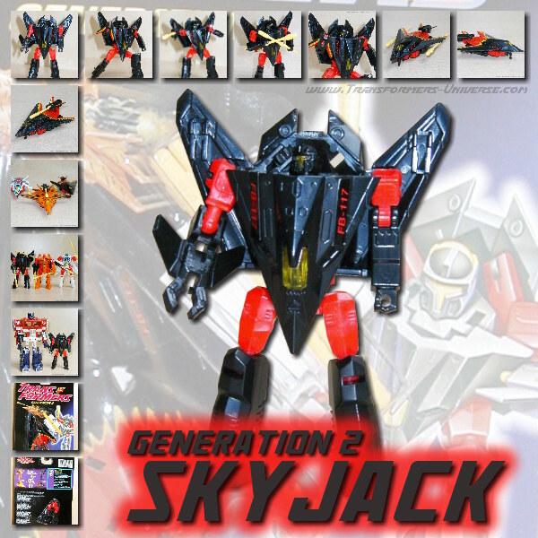 G2 Skyjack