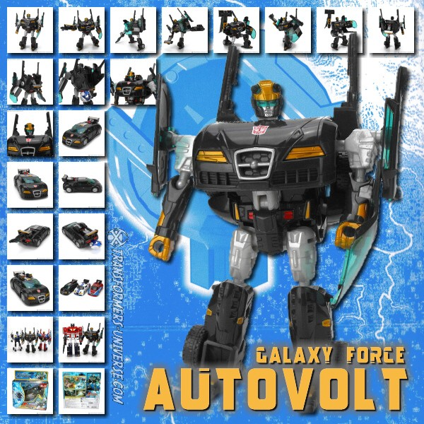 Galaxy Force GC-17 Autovolt