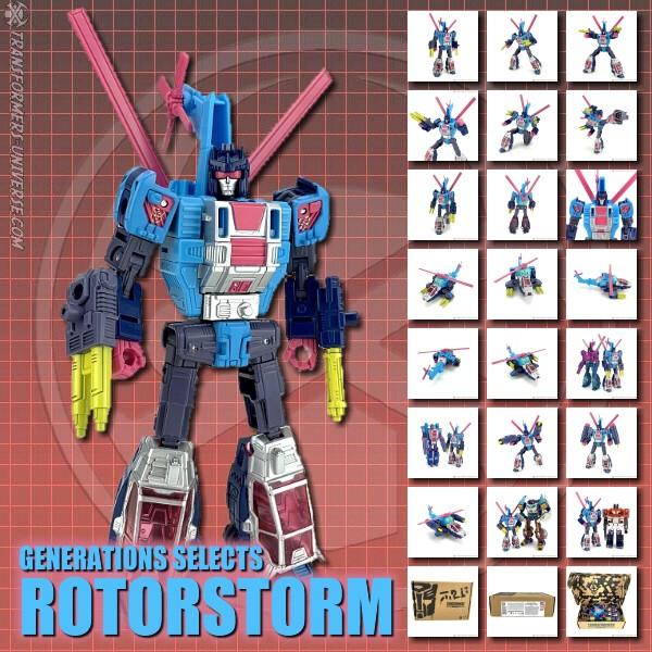 Generations Selects Rotorstorm