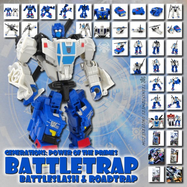 Power of the Primes Battletrap