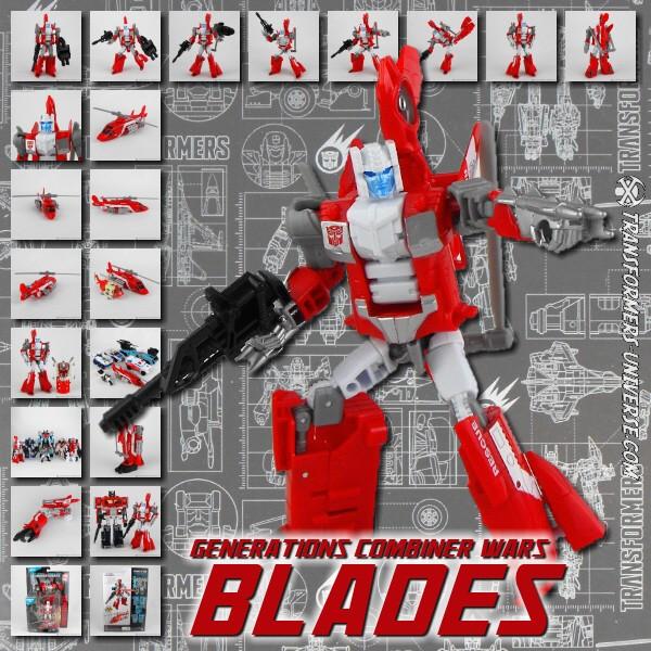 Generations Blades