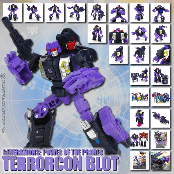 Power of the Primes Blot