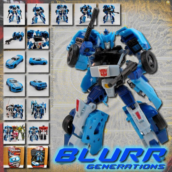 Generations Blurr