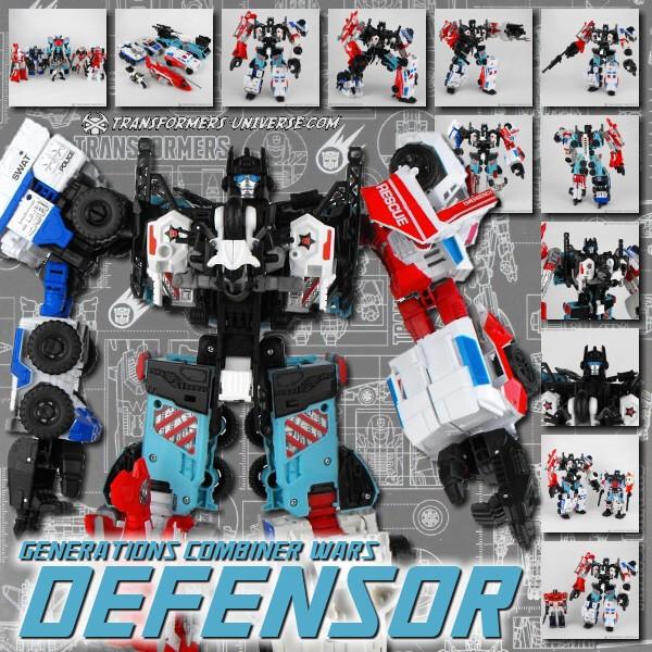 Generations Defensor