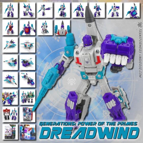 Power of the Primes Dreadwind