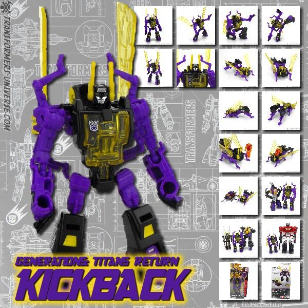 Titans Return Kickback