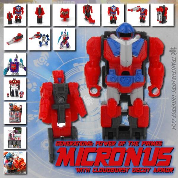 Power of the Primes Micronus