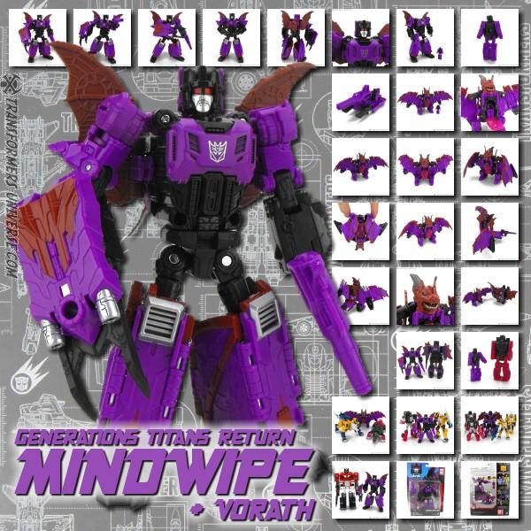 Titans Return Mindwipe & Vorath